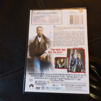 Along Came A Spider Widescreen DVD - Factory Sealed NEW - Morgan Freeman