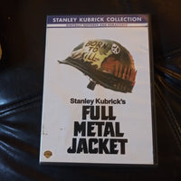 Full Metal Jacket - Stanley Kubrick Collection DVD