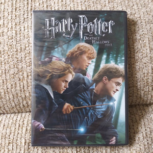 Harry Potter and the Deathly Hollows Part I SEALED NEW DVD