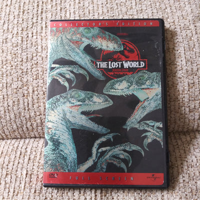 Jurassic Park The Lost World - Full Screen Collector's Edition DVD