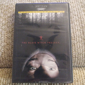 Blair Witch Project Special Edition DVD with Insert Booklet