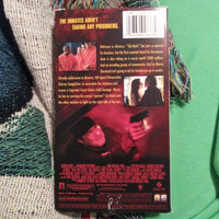 Half Past Dead VHS Tape - Steven Seagal - Morris Chestnut - Ja Rule