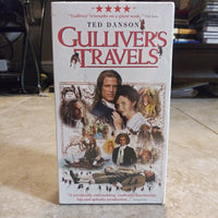 Gulliver's Travels 2 VHS Set SEALED NEW - Hallmark Home Entertainment - Ted Danson