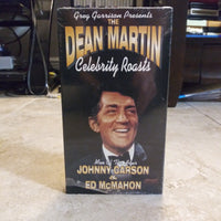 Dean Martin Celebrity Roasts  VHS Tape - Johnny Carson & Ed McMahon