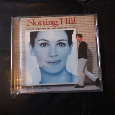 Noting Hill From The Motion Picture CD - Shania Twain - Elvis Costello - Bill Withers