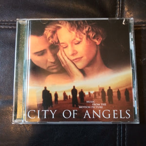 City Of Angels Music From The Motion Picture CD - U2 - Jimi Hendrix - Goo Goo Dolls