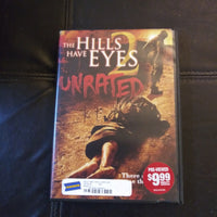 The Hills Have Eyes 2 - Unrated Horror DVD
