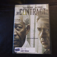 The Contract DVD - John Cusack - Morgan Freeman