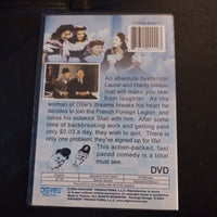 The Flying Deuces Digiview DVD - Laurel & Hardy