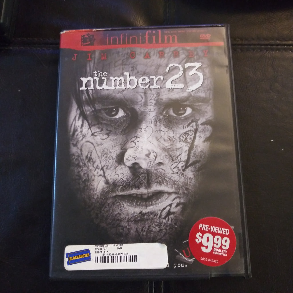 The Number 23 - Unrated Infini Films Version - Jim Carrey