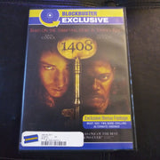 1408 Blockbuster Exclusive DVD - Exclusive Bonus Footage Alternate Endings