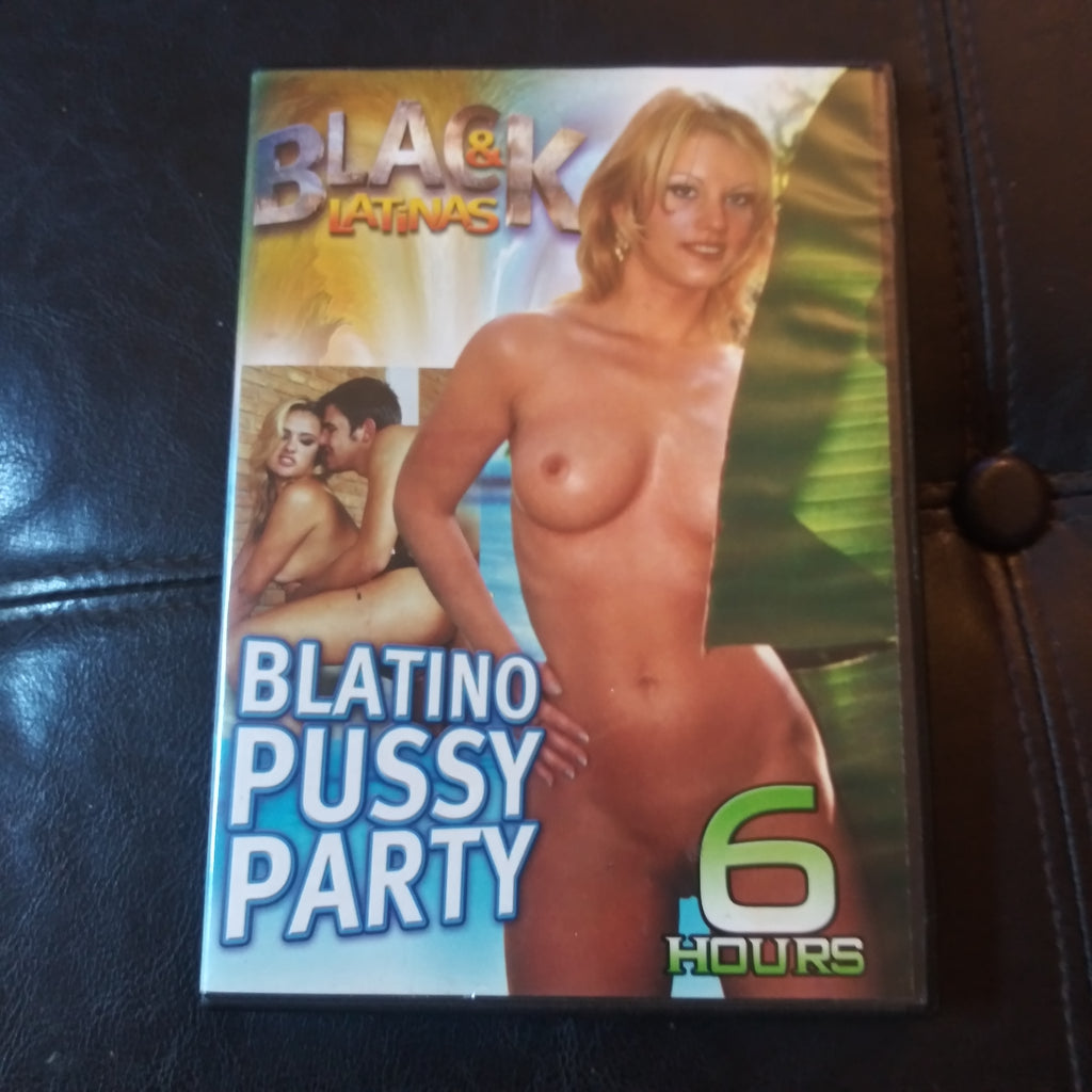 X-Factor Adult DVD: Blatino Pussy Party - 6 Hours