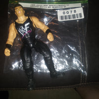 1998 Jakks WWF Wrestlemania XV Grudge Match Mr. McMahon Figure