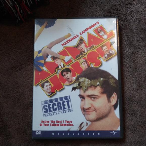 Animal House Double Secret Probation Edition DVD - National Lampoon