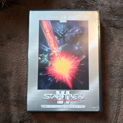 Star Trek VI The Undiscovered Country Special Collectors Edition 2 DVD Set
