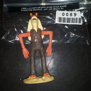 1999 Lucasfilm Applause Star Wars Jar Jar Binks Phantom Menace Figure