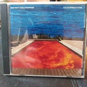 Red Hot Chili Peppers Californication Music CD - Warner Bros 1999