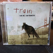 Train Save, Me San Francisco Rock Music CD - Columbia Records 2009