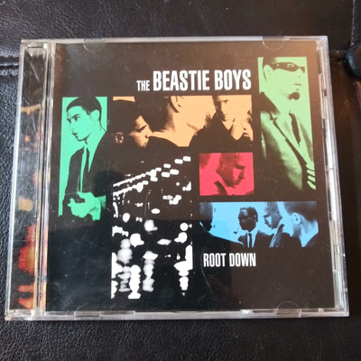 Beastie Boys Root Down Music CD - Rap - Capital Records - 1995