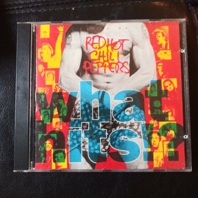 Red Hot Chili Peppers What Hits!? Music CD - Rock