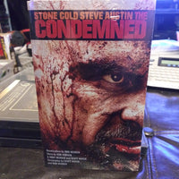 WWE Stone Cold Steve Austin The Condemned Sealed Paperback Book
