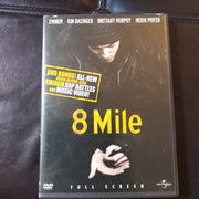 8 Mile DVD with Photo Insert - Eminem - Kim Basinger - Brittany Murphy