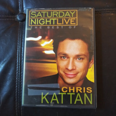 Saturday Night Live - The Best of Chris Kattan DVD - Comedy SNL