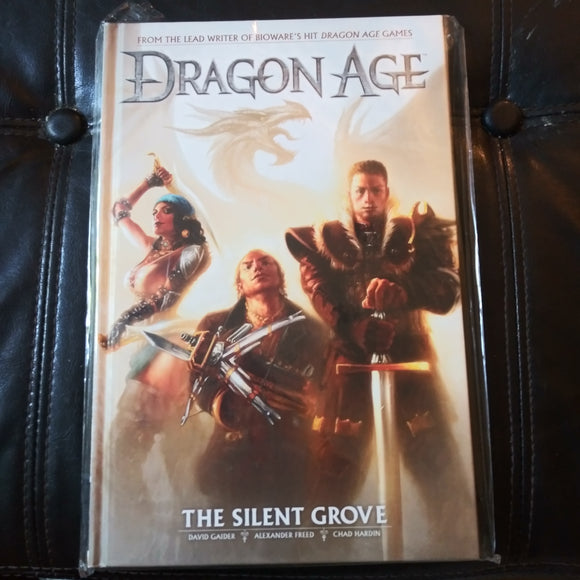 Dark Horse Dragon Age The Silent Grove Hardcover Graphic Novel Bioware