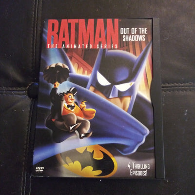 Batman The Animated Series: Out of the Shadows Snapcase DVD 4 Episodes
