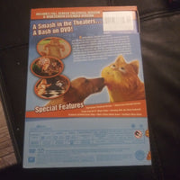 Garfield A Tail Of Two Kitties DVD - With or Without Slipcover