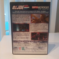 GI Joe A Real American Hero Spy Troops The Movie 3D Animated DVD RARE with Insert