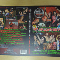 Wrestling: GWA Gangrel Wrestling Asylum 3rd Annual Toy Drive Show Dec 2019