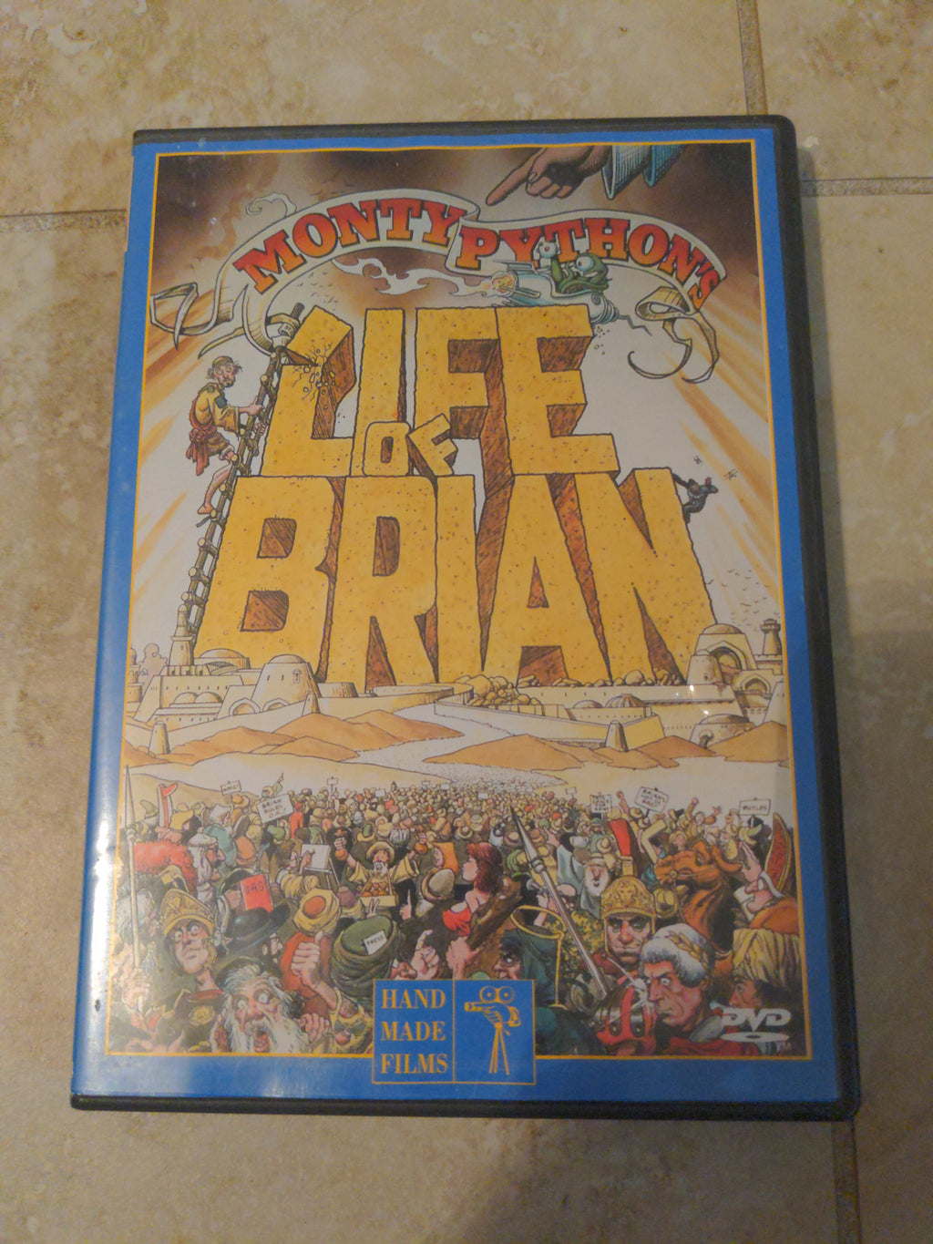 Monty Python's The Life Of Brian DVD