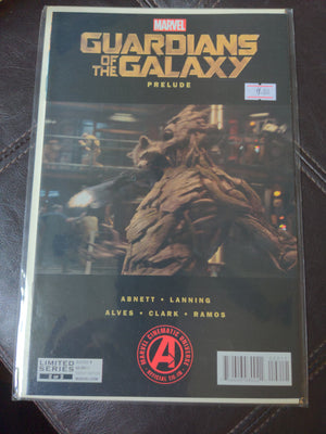 Guardians Of The Galaxy Prelude Limited Series Comic #2 - Groot Cover