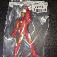 2011 Hasbro Marvel Avengers Mighty Battlers Repulsor Attack Iron Man Figure 6""