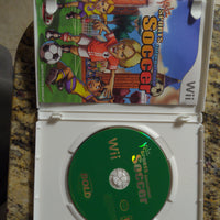 Wii Kidz Sports International Soccer Videogame Complete with Instruction Booklet