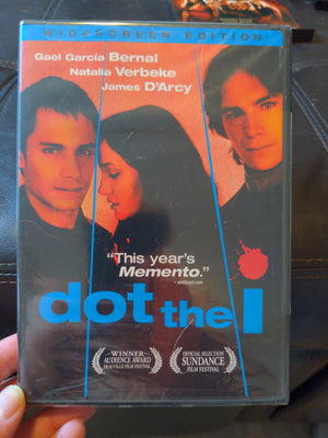 Dot The I SEALED NEW Widescreen DVD