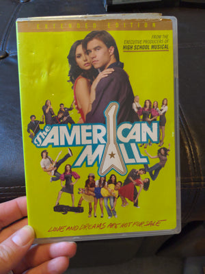 The American Mall Extended Edition DVD - MTv Studios - Nina Dobrev - Rob Mayes