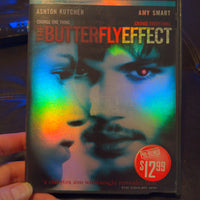 The Butterfly Effect Infinifilm DVD - Ashton Kutcher - Amy Smart