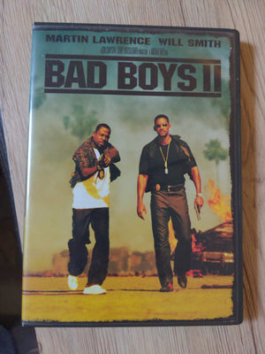 Bad Boys II 2 Disc DVD Set - Will Smith - Martin Lawrence