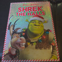 DreamWorks Shrek The Halls Widescreen/Full Screen Christmas DVD
