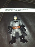 Imaginext DC Super Friends Brown Belt Smiling Batman