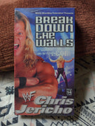 WWF Wrestling VHS Chris Jericho Break Down The Walls SEALED