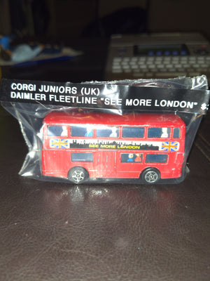 1984 Corgi Juniors (UK) Daimler Fleetline