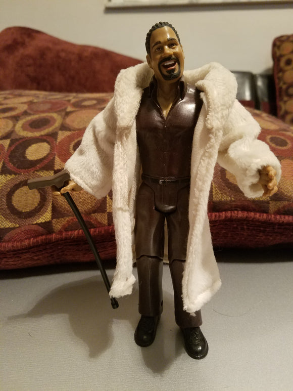 2005 WWE Jakks Classic Superstars Series 9 Godfather Wrestling Figure