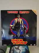 Dick Tracy (Madonna & Warren Beatty) - LIKE NEW Laserdisc
