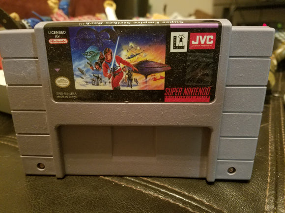 SNES - Super Empire Strikes Back