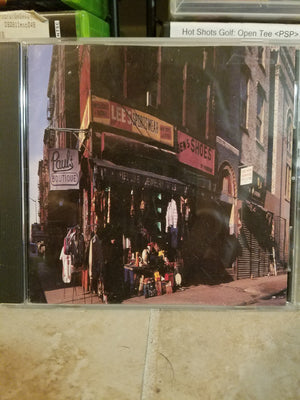Beastie Boys Paul's Boutique Music CD Rap / Hip-Hop