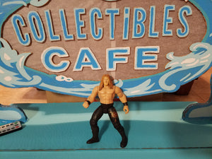 1998 Jakks WWE WWF Bone Crushing Action Edge Wrestling Figure