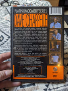 Dave Chappelle Platinum Comedy Series DVD with Chapter Insert